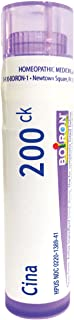 Sponsored Ad - Boiron Cina 200ck, 80 pellets, homeopathic Medicine for Nervousness, sleeplessness in Children, 1 Count