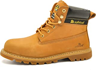 Best air wear safety boots Reviews