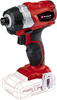 Sponsored Ad – Einhell TE-CI 18 Li Solo Power X-Change Cordless Brushless Impact Driver - Supplied without Battery and Cha...