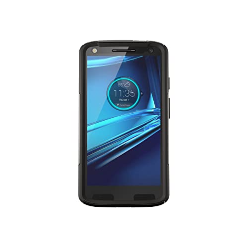 OtterBox COMMUTER Case for MOTOROLA DROID TURBO 2 - Retail Packaging - BLACK