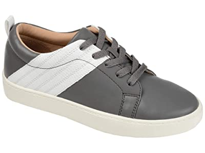 Journee Collection Comfort Foamtm Raaye Sneakers (Grey) Women