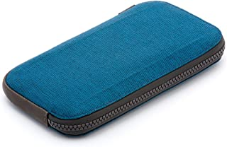 Bellroy All Conditions Phone Pocket - Plus Blue - Woven