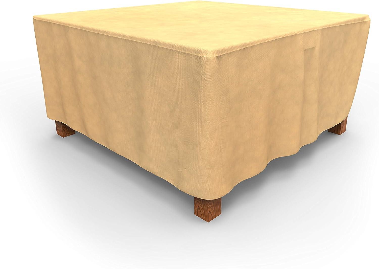 EmpirePatio Classic Nutmeg Square Ranking TOP19 Patio Table x 58