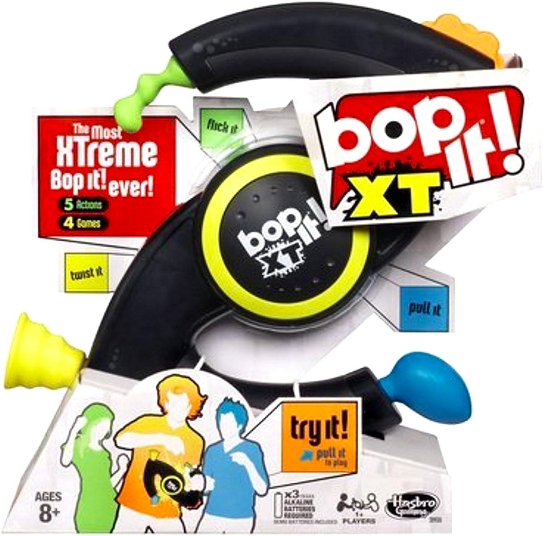 XT schwarz - Das extremste Bop It Ever - Audio-Spiel auf Englisch
