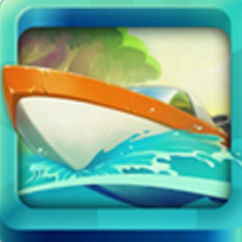 Un barco de pesca Racer Un Rey Speedy Boat