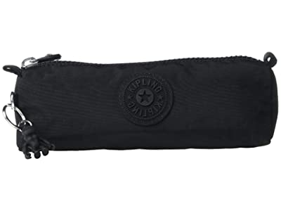 Kipling Freedom Pouch (Black Noir) Handbags