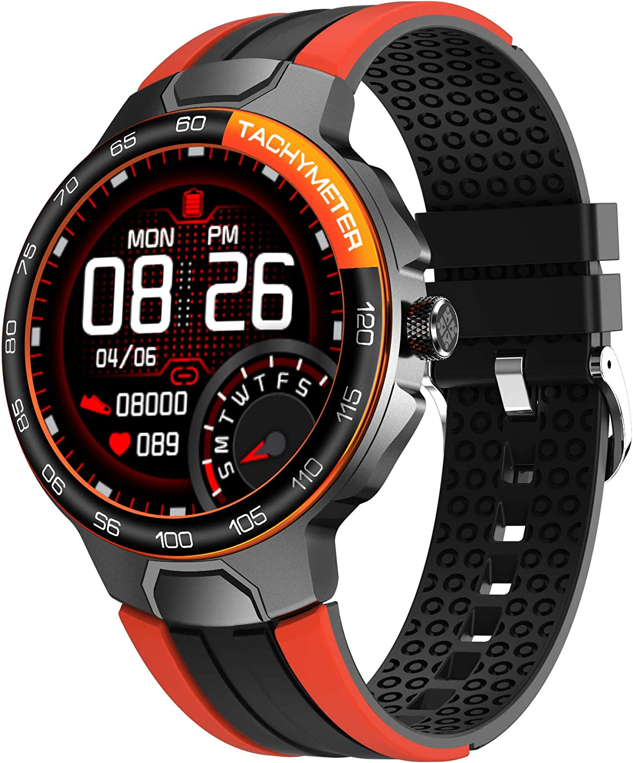 XIAOLO Smart Max 72% OFF Watch for Android Phones iOS Fitness Health Sport shopping