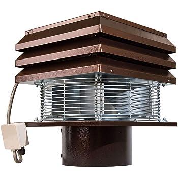 Extractor de humo Extractores de humo para chimeneas para barbacoa ...