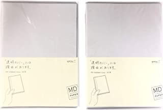 Midori MD Notebook Cover A5 Size 49360006 2 Set