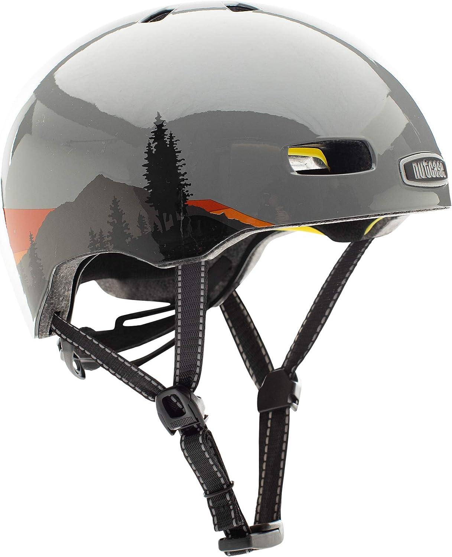L Nutcase Street Helm Mehrfarbig