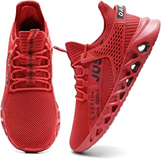Mens Running Shoes Fashion Sneakers Athletic Gym Casual...