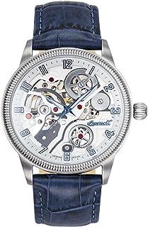 インガーソル 腕時計 自動巻 シースルー 42mm IN7220WH [並行輸入品]