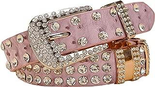 Best pink bling belt Reviews