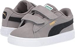 2d7ab08c831 Puma basket classic embossed wool drizzle steel gray
