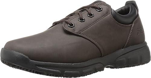 Fila Hommes's Memory Blake Work Work Work Slip restant Walking chaussures, Pinecone noir, 9 M US 337