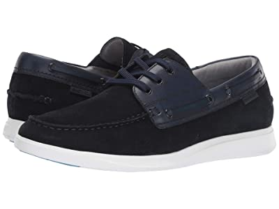 Kenneth Cole New York Rocketpod Boat (Navy) Men