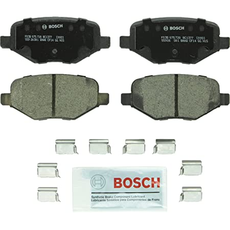 Ford Lincoln *Front Disc Brake Pads cerámica BXD934H fits