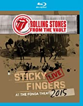The Rolling Stones From the Vault: Sticky Fingers Live at the Fonda Theatre