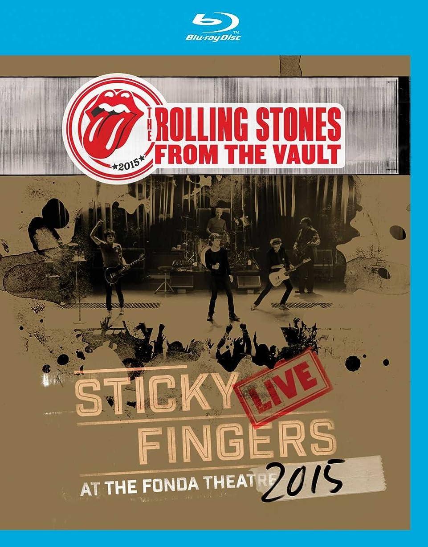 しかしフレットプライムFtv: Sticky Fingers Live at Fonda Theatre / [Blu-ray]