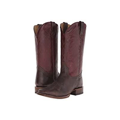 Roper Haze (Brown) Cowboy Boots