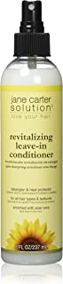 Jane Cosmetics Carter Solution Revitalizing Leave-in Conditioner, 8 Ounce