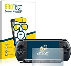BROTECT Protector Pantalla Cristal Compatible con Sony PSP Street E1004 Protector Pantalla Vidrio Dureza 9H AirGlass