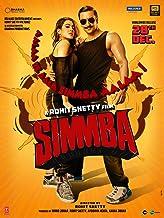 Simmba Hindi Blu Ray ( All Regions English Subtitles )
