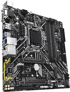 Gigabyte H370M DS3H - Placa Base (DDR4-SDRAM, DIMM, 2133,2400,2666 MHz, Dual, 16GB, 64 GB)