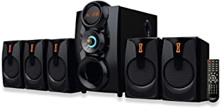 FLEXY® Germany 5.1 Channel 15000W PMPO Home Theater Sytem With Remote, Bluetooth, USB/Card And FM Radio
