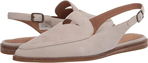Ivory Nubuck Leather