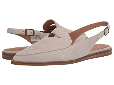 Sperry Saybrook Slingback (Ivory Nubuck Leather) Women
