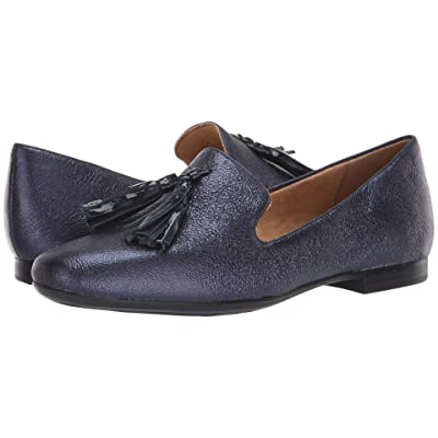 Naturalizer Elly (Navy Sparkle Metallic Leather) Women
