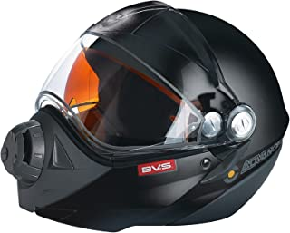 Ski-doo BV2S Modular Snow Helmet (Non-electric) Matte Black #4474041293 (X-large)