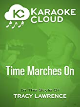 Karaoke Cloud - Time Marches On