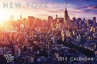 2019 Small Color New York City 20 Month Calendar NYC Color Photos NY Landmarks Calendar - 9