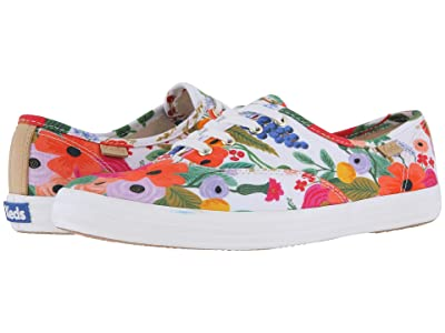 Keds x Rifle Paper Co. Champion Garden Party (Cream Multi) Women