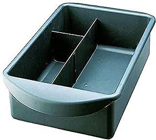 Efalock Tool Box Drawer 4 Compartments, Black
