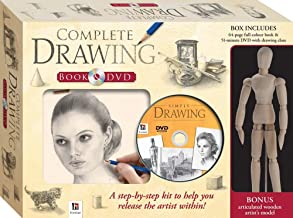Complete Drawing (Book, DVD and Artist Model Kit)