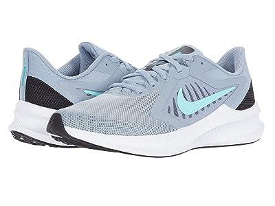Nike Downshifter 10 (Obsidian Mist/Hyper Turquoise/Black/Sky Grey) Women