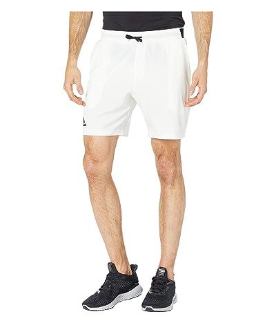 adidas Club SW Shorts 7 (White) Men