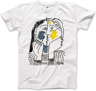 Pablo Picasso The Kiss 1979 Art T-Shirt (Short & Long Sleeve)