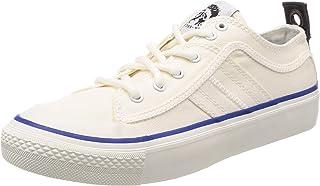 Diesel 男士 S-astico Lc 标志运动鞋