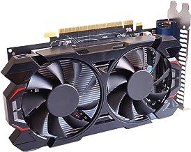 Computer Gaming Graphic Card GeForce GTX 1050 Ti 4GB GDDR5 128-Bit for PC,GTX 1050Ti 4GB Video Card for PC Gaming PCI Expr...