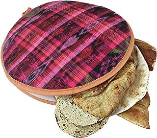 Hide & Drink, Típico Cloth Tortilla Warmer 12 Inch Insulated Food/Chips Home & Kitchen Essentials Handmade :: Tropical Fuschia