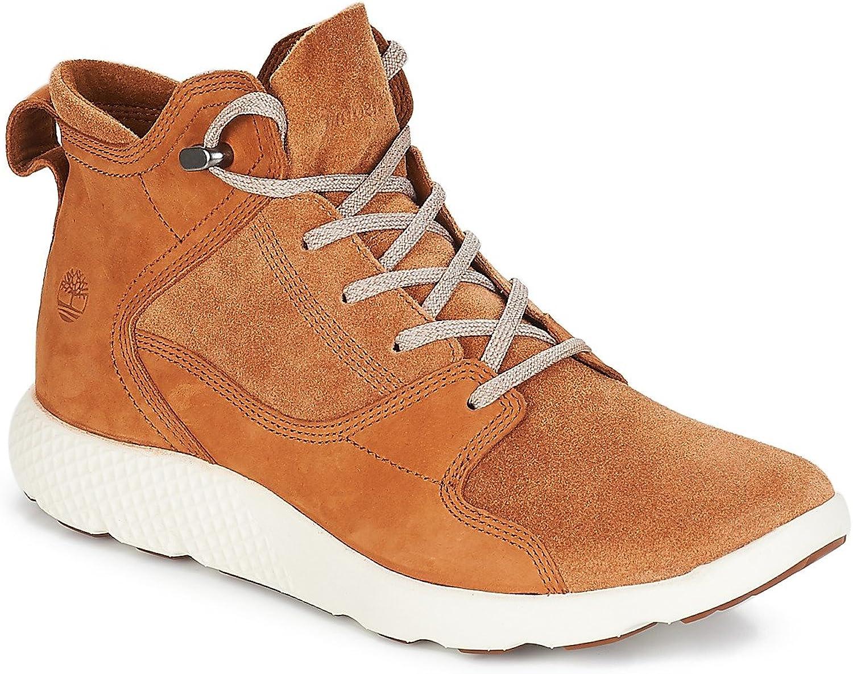 Timberland FlyRoam Leather Leather Leather Hiker Sneaker Herren Braun Sneaker High B07B4HY8LX  017733