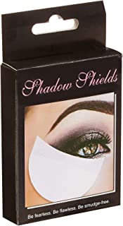 Eye Shadow Shields 120 Pieces, Makeup Protection Eyelash and Eyeshadow Shield
