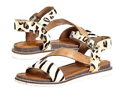 Diba True Fiesta Time (Zebra/Tan/Leopard) Women