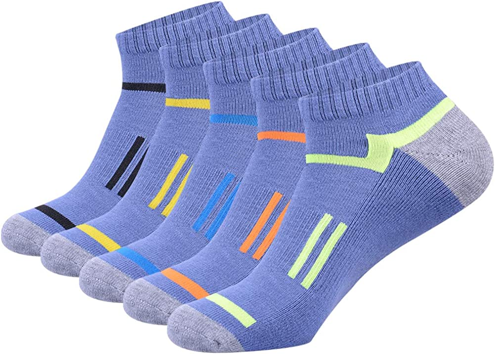 Mens Athletic Ankle Sports Running Low Men Sales results No. 1 Socks 5 Pack Cut for San Francisco Mall