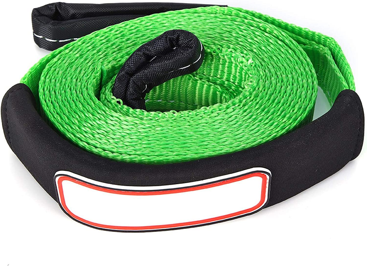 Towing Rope , Qiilu Tow Cable 5m/16.4ft Car Towing Rope Strap To