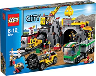 LEGO City The Mine (4204) (Age: 6 - 12 years)